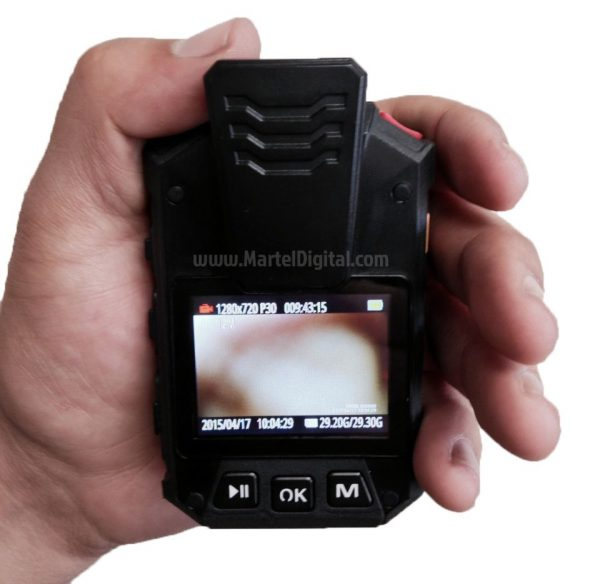 Stealth body camera mode