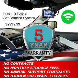 Buy the best police car camera system
