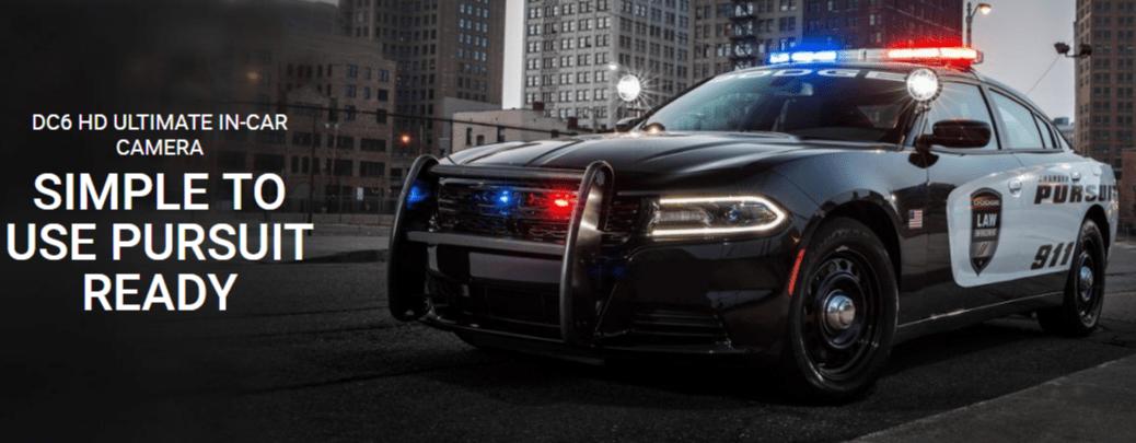 Police car Cameras